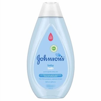Johnson's Baby Bath Pure&Gentle 200ml