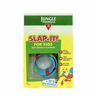 Jungle Formula Anti-Mosquito Slapband for Kids