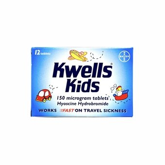 Kwells Tablets Kids (Pack of 12)