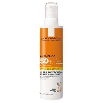 La Roche-Posay Anthelios SPF 50+ Invisible Spray 200ml