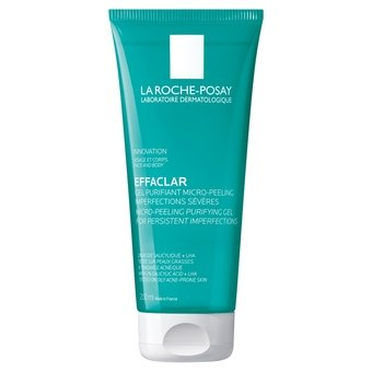 La Roche-Posay Effaclar Deep Purifying Micro-Peeling Gel (Face & Body) 200ml