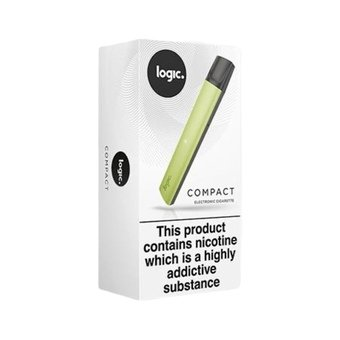 Logic Compact Device Vape - Emerald Green