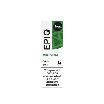 Logic EPIQ E-liquid 10ml  - Mint Chill 12mg