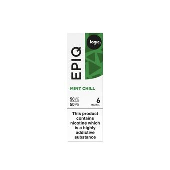 Logic EPIQ E-liquid 10ml  - Mint Chill 6mg