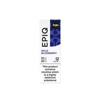 Logic EPIQ E-liquid 10ml - Wild Blueberry 12mg