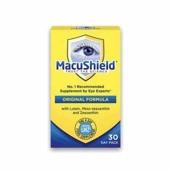 Macushield Eye Health Supplements (Pack Of 30)