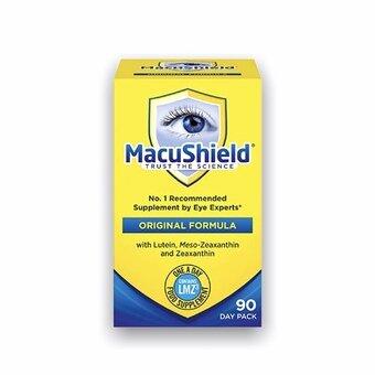 Macushield Eye Health Supplements (Pack Of 90)
