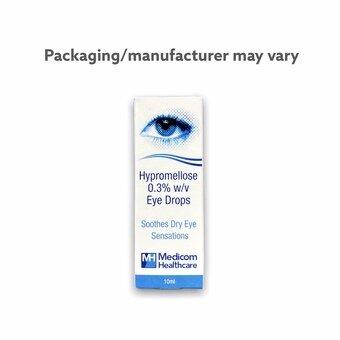 Hypromellose Eye Drops