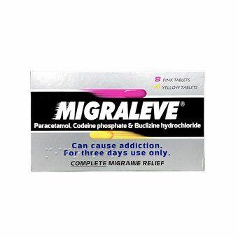 Migraleve Complete Tablets 12