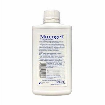 Mucogel Suspension 500ml