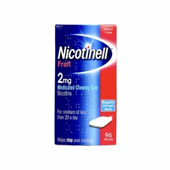 Nicotinell 2mg Fruit Gum