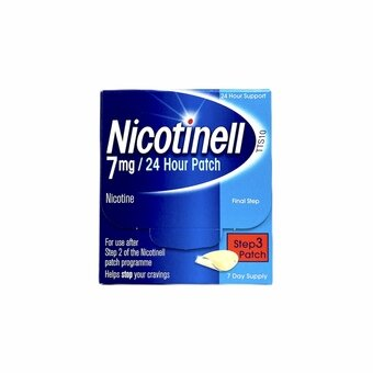 Nicotinell TTS 10 Patches 7mg (Step 3) (pack of 7)