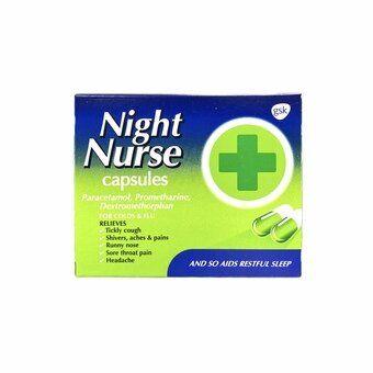 Night Nurse Capsules (Pack of 10)