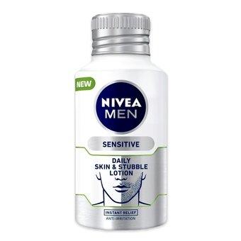 Nivea Men Sensitive Daily Skin&Stubble Lotion - Instant Relief 125ml