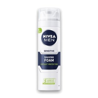 Nivea Men Shaving Foam Sensitive 200ml
