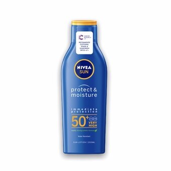 Nivea Sun Protect & Moisture Lotion SPF50 200ml