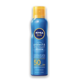 Nivea Sun Protect & Refresh Dry Touch SPF50 Mist Spray 200ml