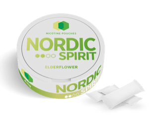 Nordic Spirit - Elderflower - 9mg