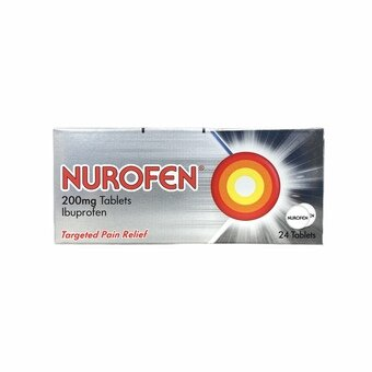 Nurofen 200mg Tablets (Pack of 24)