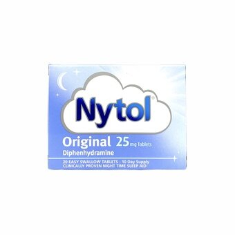 Nytol Original Tablets 25mg (Pack of 20)