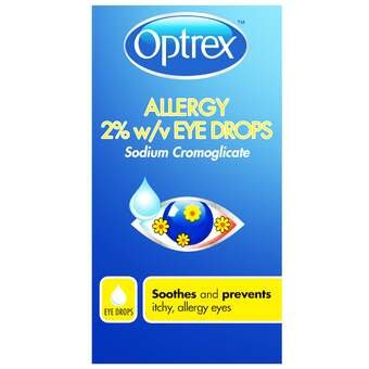 Optrex Allergy Eye Drops 10ml