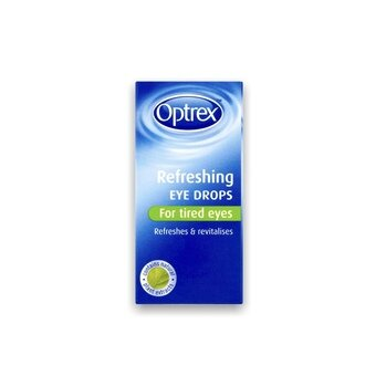 Optrex Refreshing Tired Eye Drops 10ml