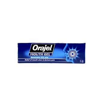 Orajel Mouth Gel