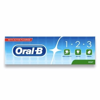 Oral B 123 Toothpaste 100ml