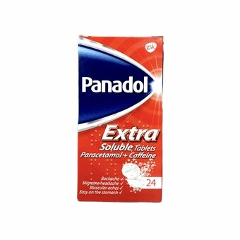 Panadol Extra Soluble Tablets