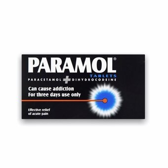 Paramol Tablets (Pack of 12)