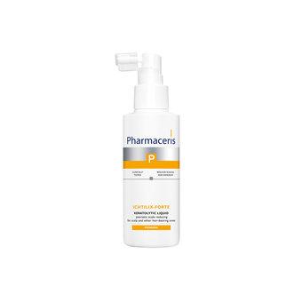 Pharmaceris P - Keratolytic Liquid For Psoriatic Scale - Ichtilix Forte 125ml