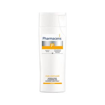 Pharmaceris P - Normalizing Cleansing Gel For Body&Scalp - Puri-Ichtilium 250ml