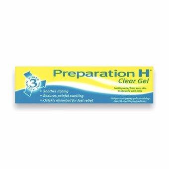 Preparation H Gel 25g