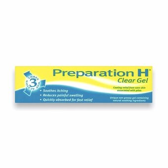 Preparation H Gel 50g