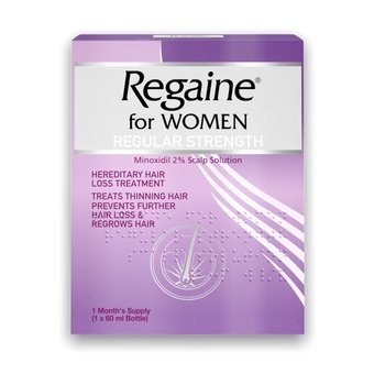 Regaine Regular Strength For Women 60ml