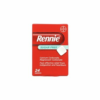 Rennie Sugar-free Tablets (Pack of 24)