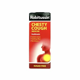 Robitussin Chesty Cough 100ml