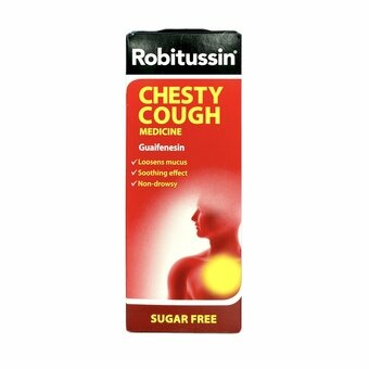 Robitussin Chesty Cough 250ml