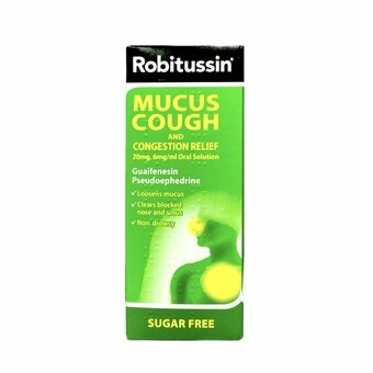 Robitussin Mucus Cough 100ml