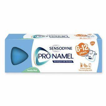 Sensodyne Pronamel Toothpaste for Children 6-12 years 50ml