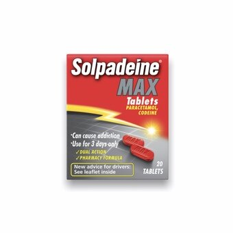 Solpadeine Max Tablets (Pack of 20)