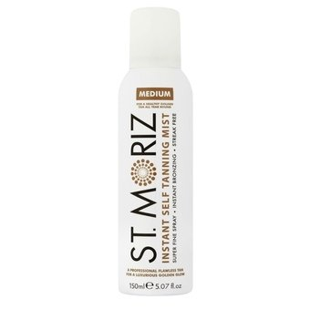 St. Moriz Instant Self Tanning Mist - Medium 150ml