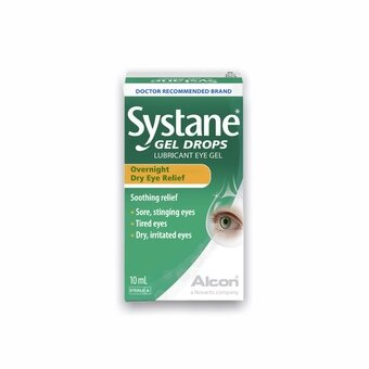 Systane Gel Drops 10ml