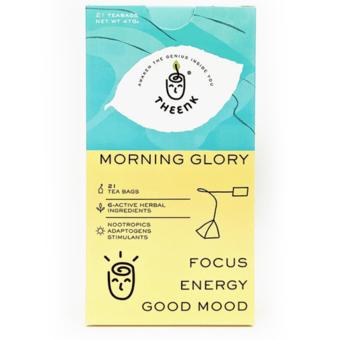 Theenk Tea - Morning Glory (Pack of 21 Tea Bags)