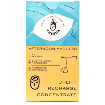 Theenk Tea - Afternoon Madness (Pack of 21 Tea Bags)