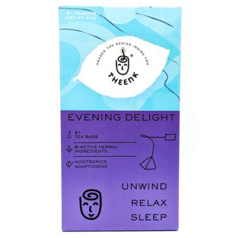 Theenk Tea - Evening Delight (Pack of 21 Tea Bags)