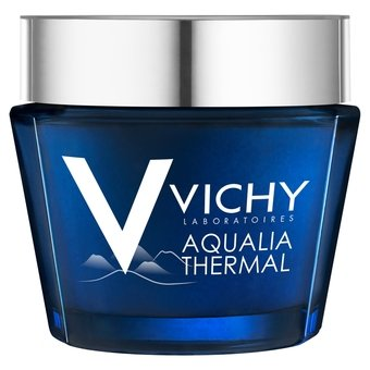Vichy Aqualia Thermal Night Spa with Hyaluronic acid&Gingko extract 50ml