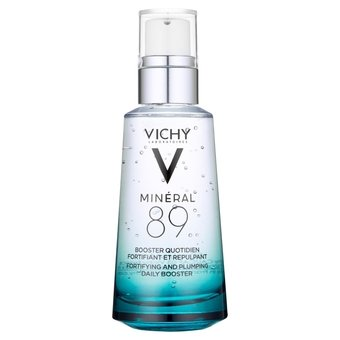 Vichy Mineral 89 - Fortifying and Plumping Daily Booster 50ml