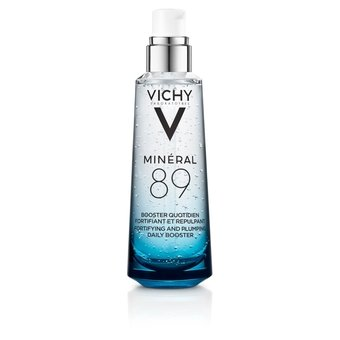 Vichy Mineral 89 - Fortifying and Plumping Daily Booster 75ml
