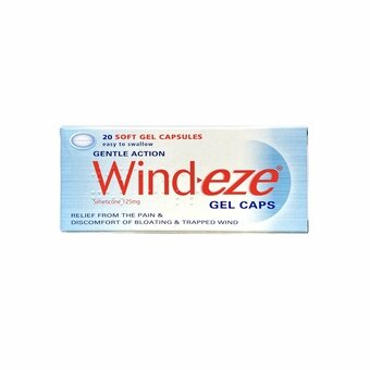 Wind-eze Gel Capsules (Pack of 20)